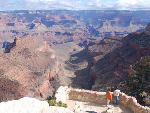 Grand Canyon South Rim Tour By Coach