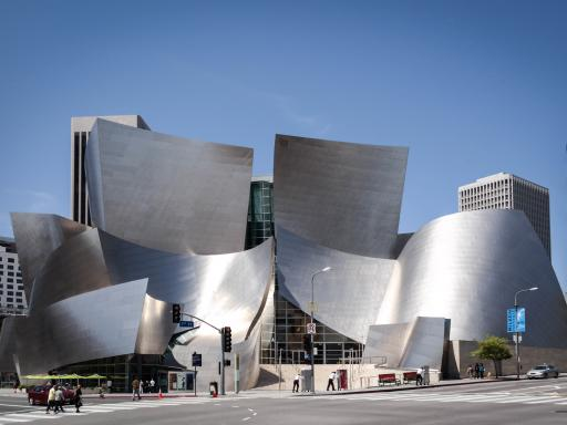 Grand City Tour of LA, Movie Stars' Homes, & Beach Tour from Anaheim