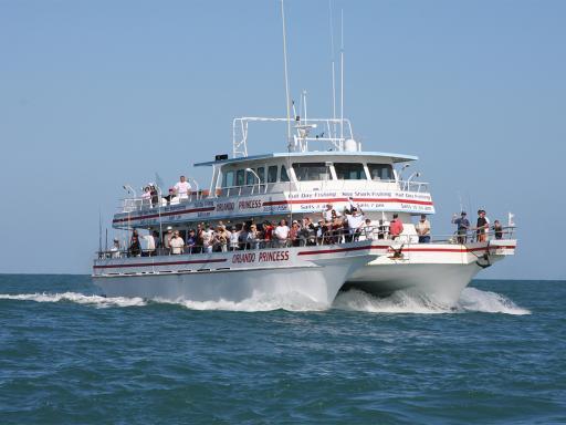 Gulf Coast Deep Sea Fishing