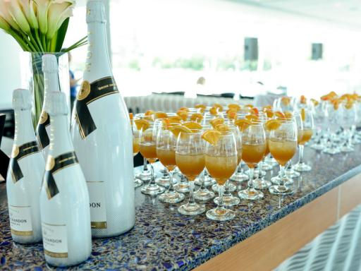 Hornblower Premiere Brunch Cruise