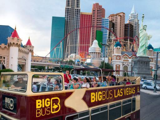 Las Vegas Day & Night Combo Bus Tour