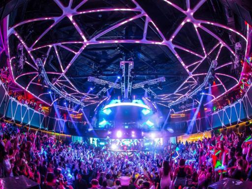 Las Vegas VIP Club Crawl