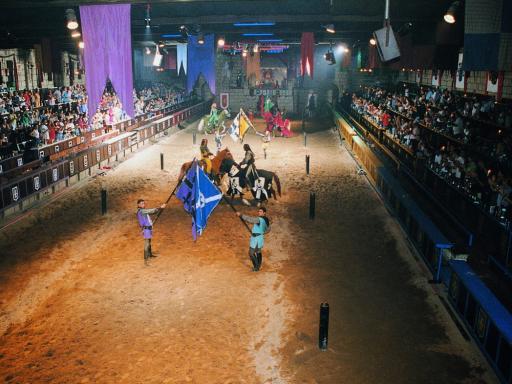 Medieval Night at Castillo San Miguel