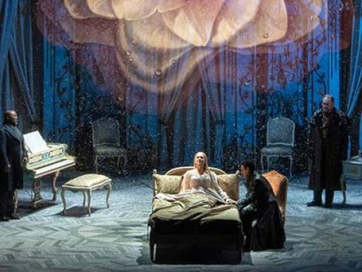 Met Opera - La Traviata