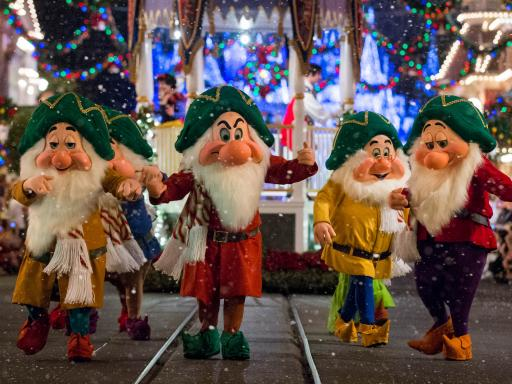 Mickey's Very Merry Christmas Party at Magic Kingdom Park