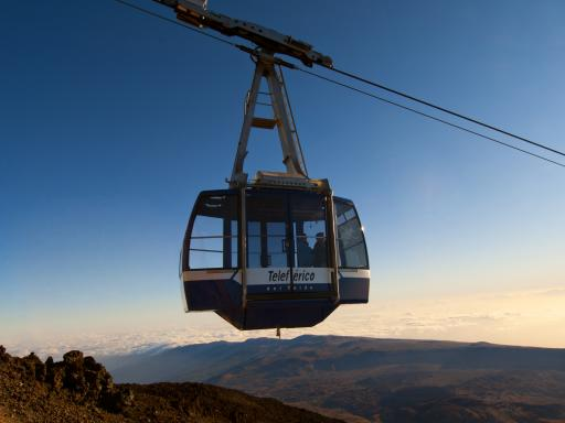 Mount Teide Cable Car Skip-the-Line Ticket