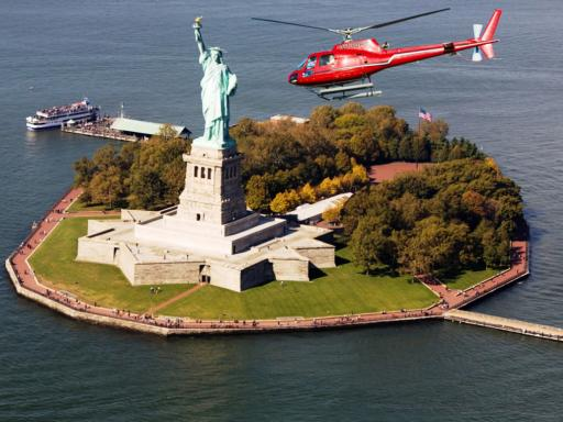 New York by Land, Air & Sea