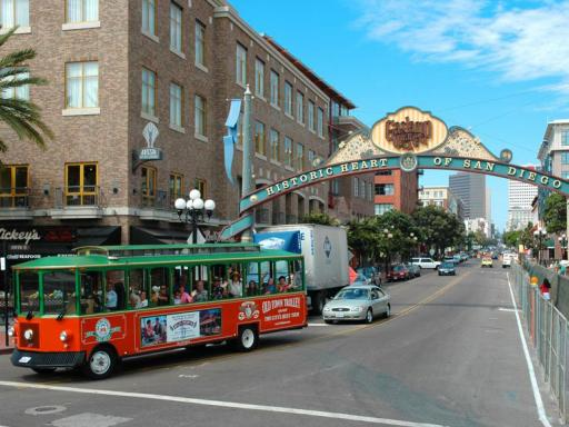 Old Town Trolley Tour of San Diego