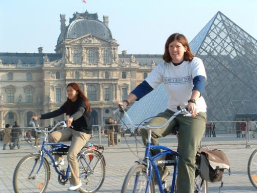 Paris Bike Tour