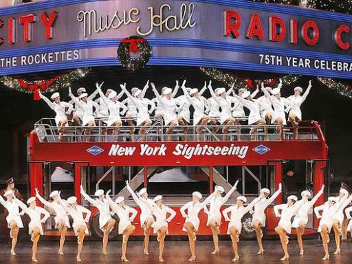 Radio City Music Hall Christmas Spectacular.Radio City Christmas Spectacular Broadway Tickets