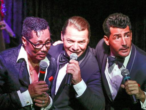The Rat Pack Is Back Las Vegas