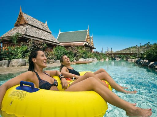 Mai Thai River at Siam Park