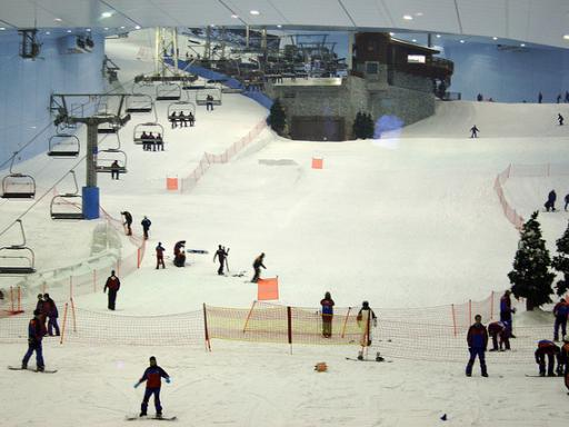 Ski Dubai - Slope Ticket