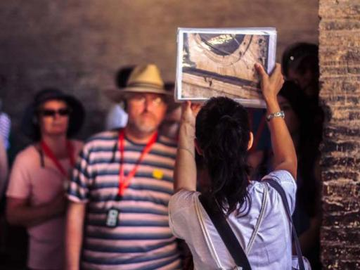 Premium Colosseum Tour with Roman Forum & Palatine Hill