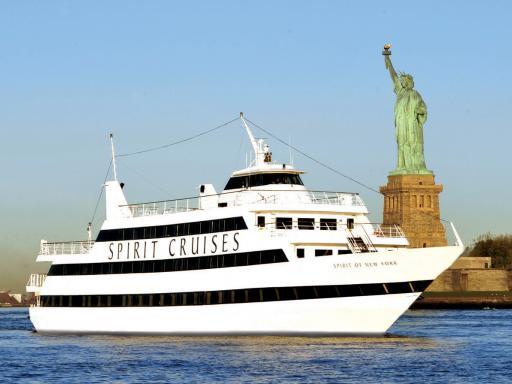 Spirit New York Dinner Cruise