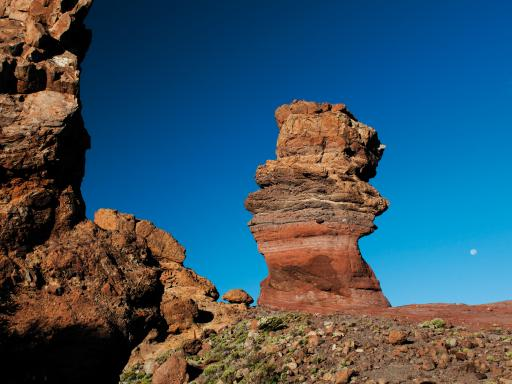 Rock Formation Teide National Park