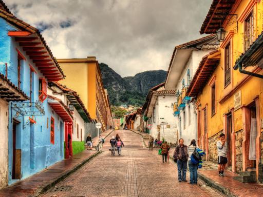 Tenerife street