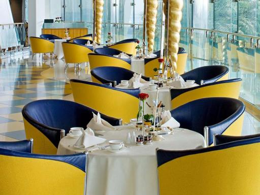 At the Top of the World - Burj Khalifa & lunch at Burj Al Arab