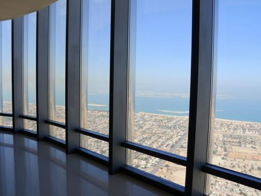 At the Top of the World - Burj Khalifa & High Tea at Burj Al Arab