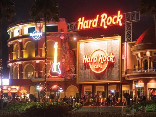 Universal CityWalk HardRock Cafe