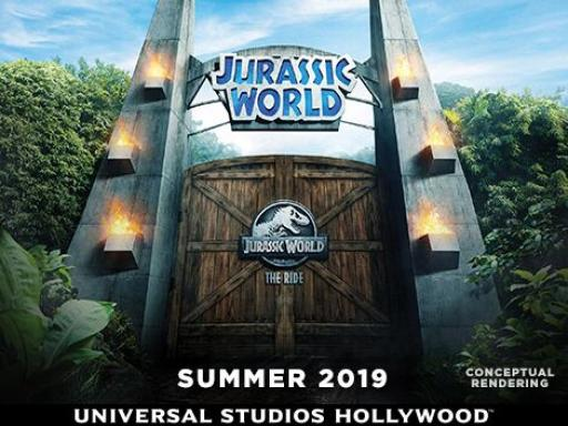 Universal Studios Hollywood Tickets