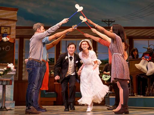 Waitress Broadway Tickets