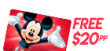 $20 Disney Spending Money Per Person