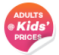 Adults at Kids' Prices Flash Sale