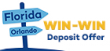 ATD Exclusive: Win-Win Deposit Offer