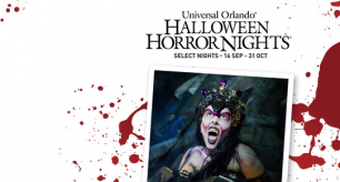 Universal Orlando® Halloween Horror Nights 2016