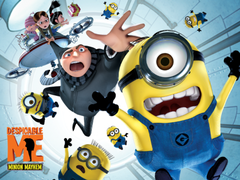 Despicable Me Minion Mayhem