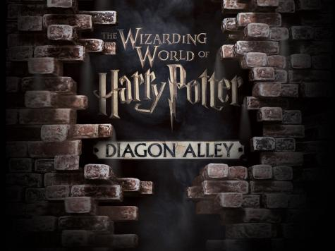 Universal Studios Florida®- Diagon Alley™