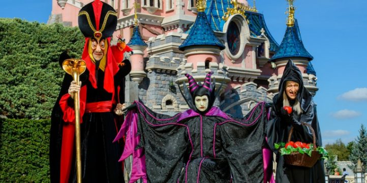 Disneyland Paris Halloween Party 2018.Experience Halloween At Disneyland Paris