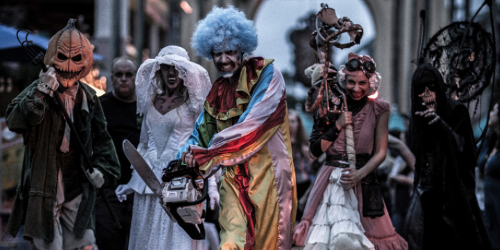 Universal Studios Halloween Horror Nights 2019.Halloween Horror Nights 2019 Dates Confirmed