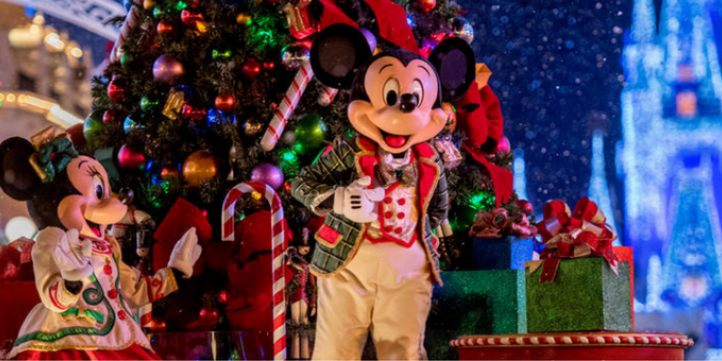 Christmas Theme Park.The Best Ways To Celebrate Christmas At The Orlando Theme Parks