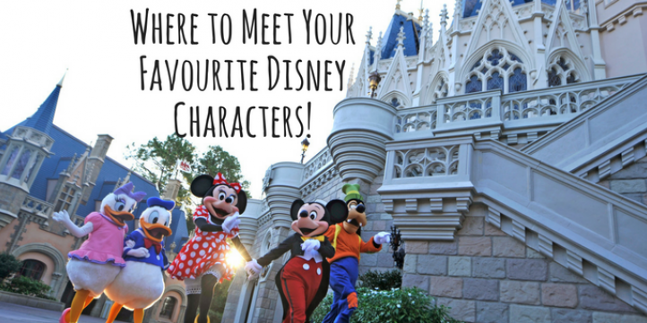 where to meet your favourite characters at walt disney world rh attractionticketsdirect ie