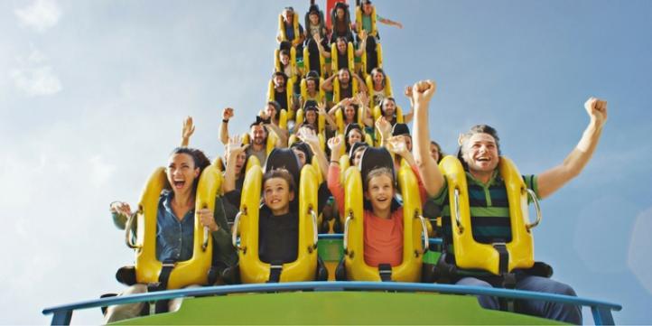 Most Thrilling Rides At PortAventura Park - Port aventura billet