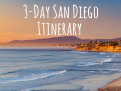 How to Spend 3 Days in San Diego