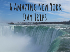 6 Amazing Places You Can Visit from NYC in a Day