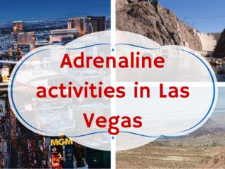 Adrenaline activities in Las Vegas