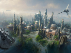 Disney Reveal Opening Details for Star Wars Land