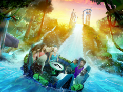 SeaWorld Announce New Record-breaking Ride!