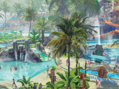 Opening Date Revealed for Universal's Volcano Bay!