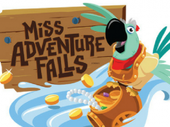 Disney Announce Opening Date for 'Miss Adventure Falls'