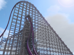 New Record-Breaking Coaster Coming to Busch Gardens