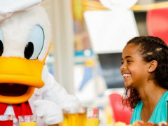 New Character Dining Brunch at Walt Disney World