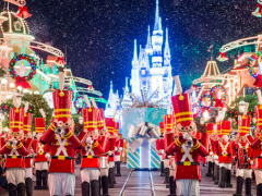 Christmas 2018 at Walt Disney World