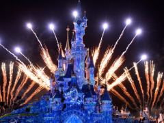 Celebrate New Year's Eve at Disneyland Paris