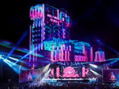 Experience Electroland at Disneyland Paris