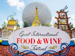 2019 Dates Announced for Epcot's International Food & Wine Festival